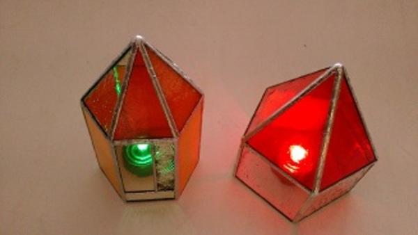 ハウス型ライト