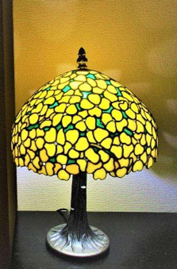 マツヨイグサのランプ