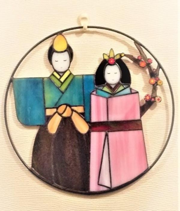 2020.1.17. 雛祭り飾り  :制作 三井美智子 さんのサムネイル