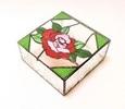 ステンドグラスの宝石箱