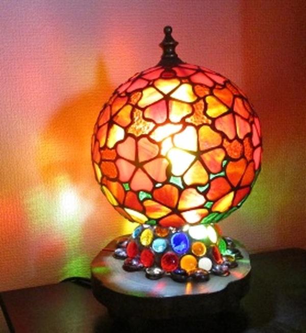 2020.2.13.   球体ランプ「さくら」  :今村寿彦 さんのサムネイル