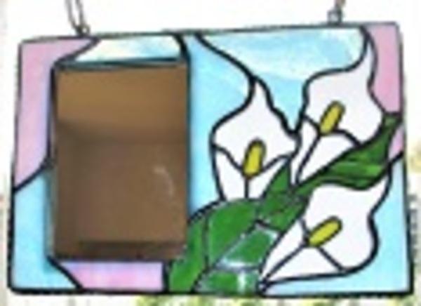 2018.8.24. 吊り鏡(カラー)  :制作 高橋典子 さんのサムネイル