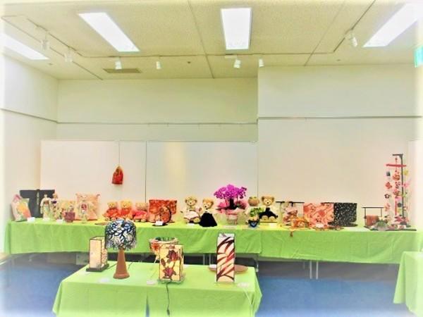 第6回生徒作品展(内)和布しぐれ展示のサムネイル