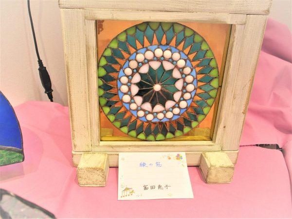 (60)  緑の窓  :制作 富田恵子 さんのサムネイル
