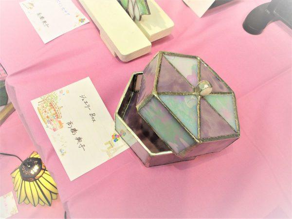 (67)  ジュエリーBOX  :制作 高橋典子 さんのサムネイル