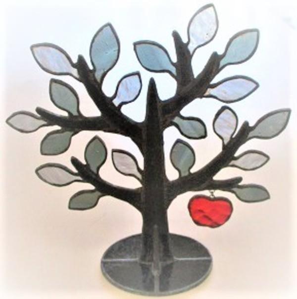 2018.7.3. 置き飾り(生命の樹)  :制作 森山晃 さんのサムネイル
