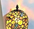 2020.11.13.    蜜蜂と蜜蜂の巣ランプ  :制作 五十嵐房代 さん