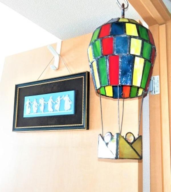 夢は気球に乗せて
