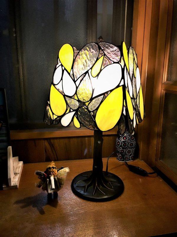 2021.6.26. 黄色の滴ランプ  :制作 M-you さんのサムネイル